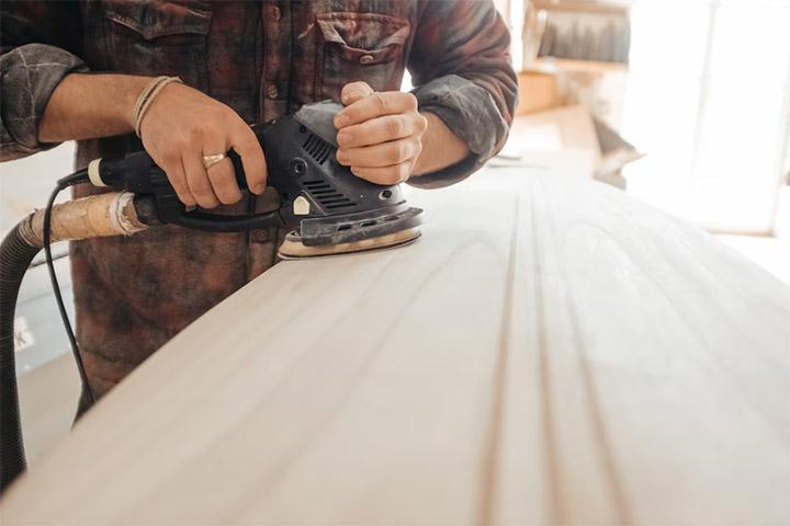 houtbewerker - interieurbouwer - medewerker hout